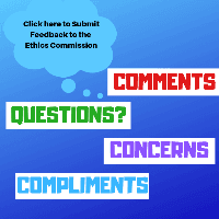 Ethics Commission Feedback