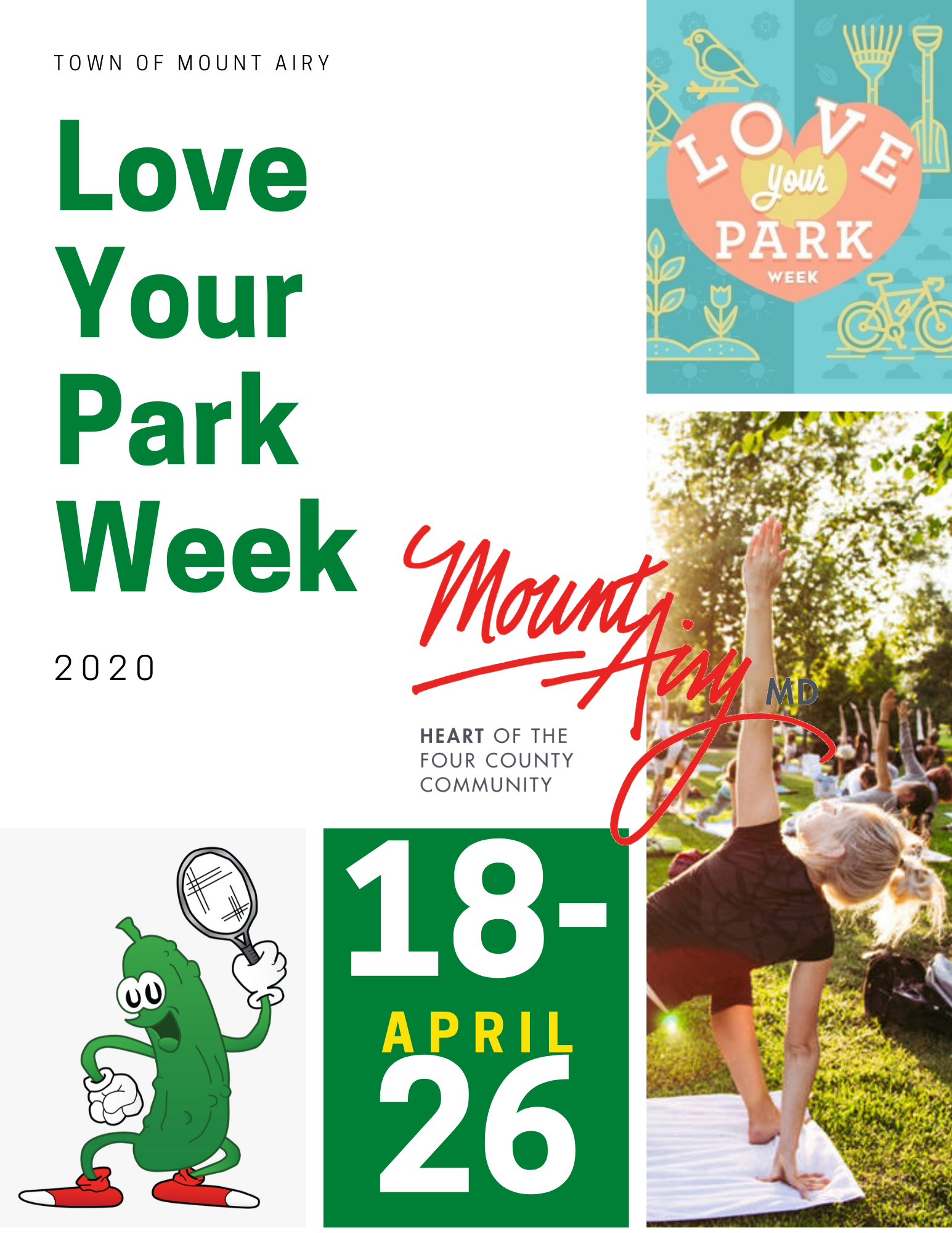 Love Your Park Week 2020