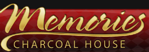 Memories Charcoal House Logo